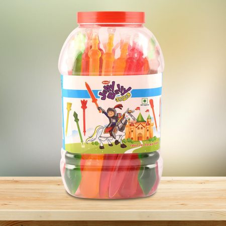 Fruit Jel Armoury Toy Jelly Jar