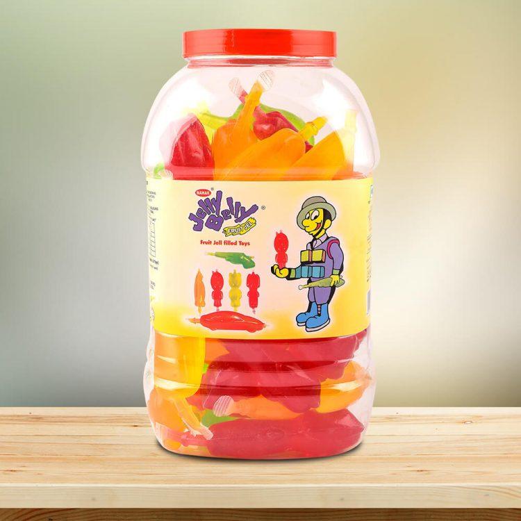 Fruit Jelly Big Toy Jar