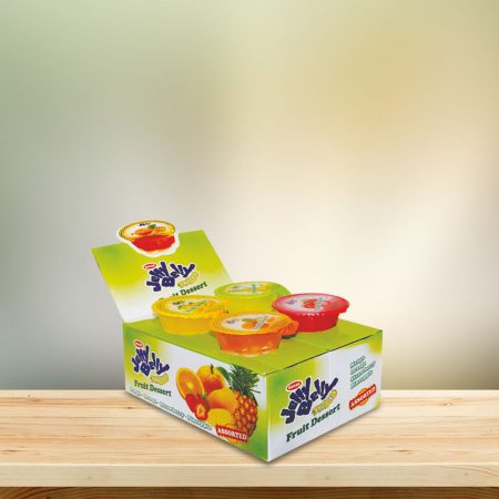 Dessert Fruit Jelly Box