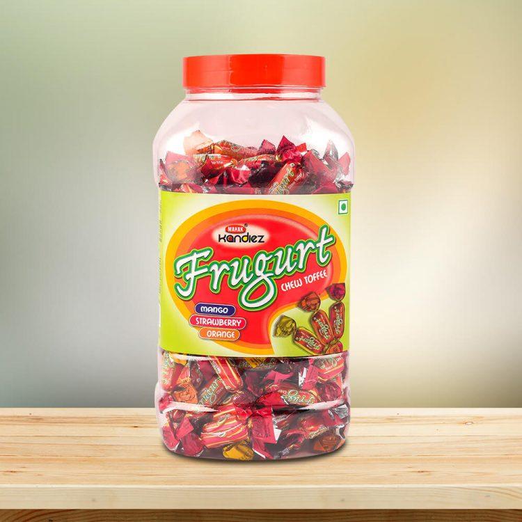 Frugurt Chew Toffee Jar