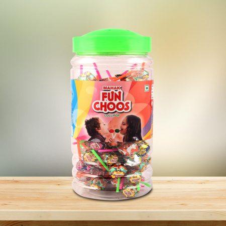 Fun Choos Lollipop