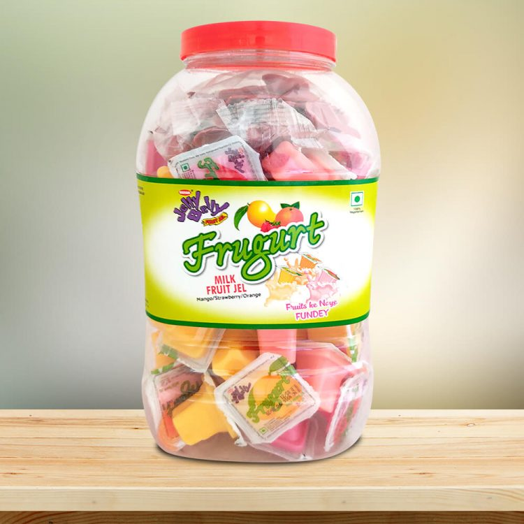 Frugurt Jelly Cup
