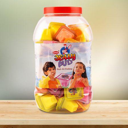 Jelly Pud Jar