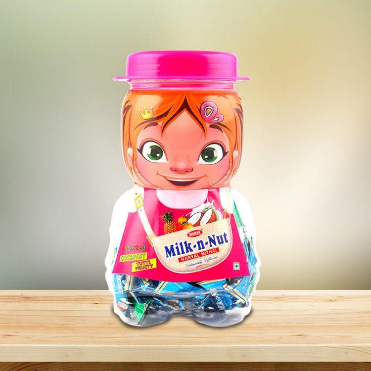Mini Doll Milk N Nut Boy