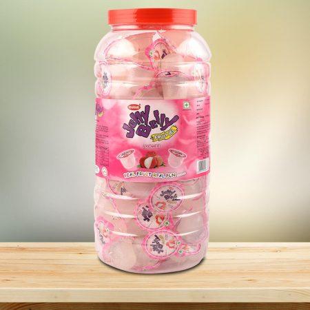Lychee Fruit Jelly Jar