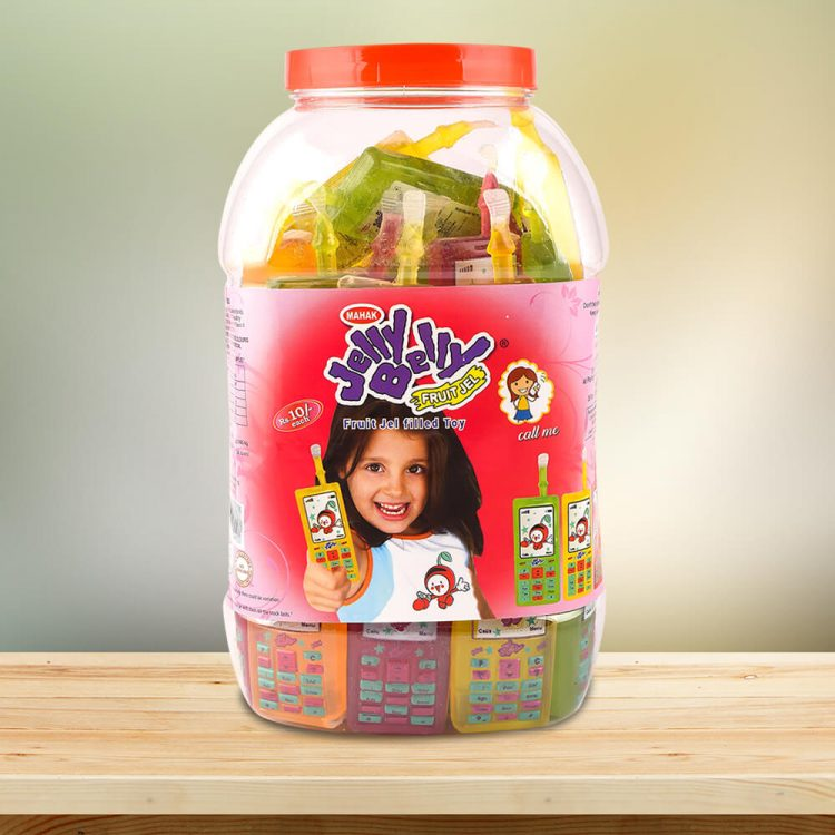 Mobile Jelly Jar