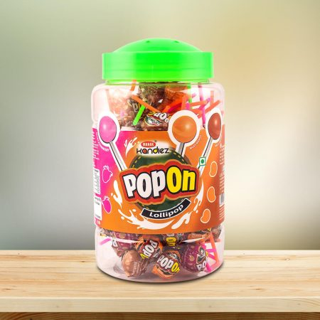 PopOn Lollipop Jar