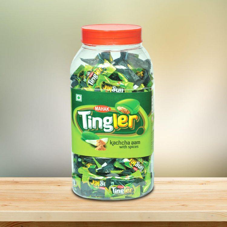 Tingler Candy Jar