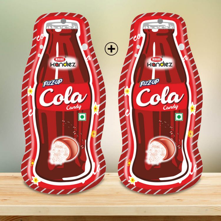 Fizzup Cola Candy Designer Pouch